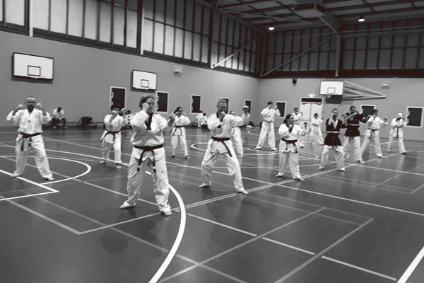 ATI Ellenbrook Martial Arts - Taekwondo Adults