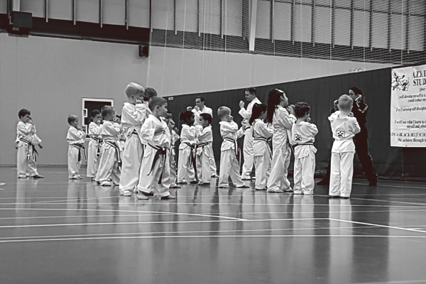 ATI Ellenbrook Martial Arts - Taekwondo Little Dragons