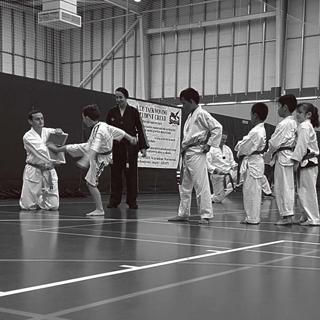 ATI Ellenbrook Martial Arts - Taekwondo Juniors