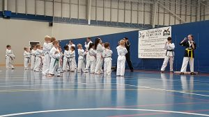 Guarding Stance - Ellenbrook Kids Martial Arts Classes