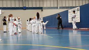 Kicking - Ellenbrook Kids Martial Arts Classes