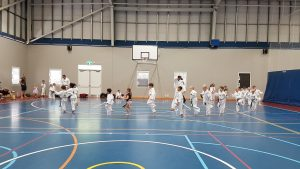 Having Fun - Ellenbrook Kids Martial Arts Classes