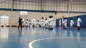 Sparring - Ellenbrook Kids Martial Arts Classes